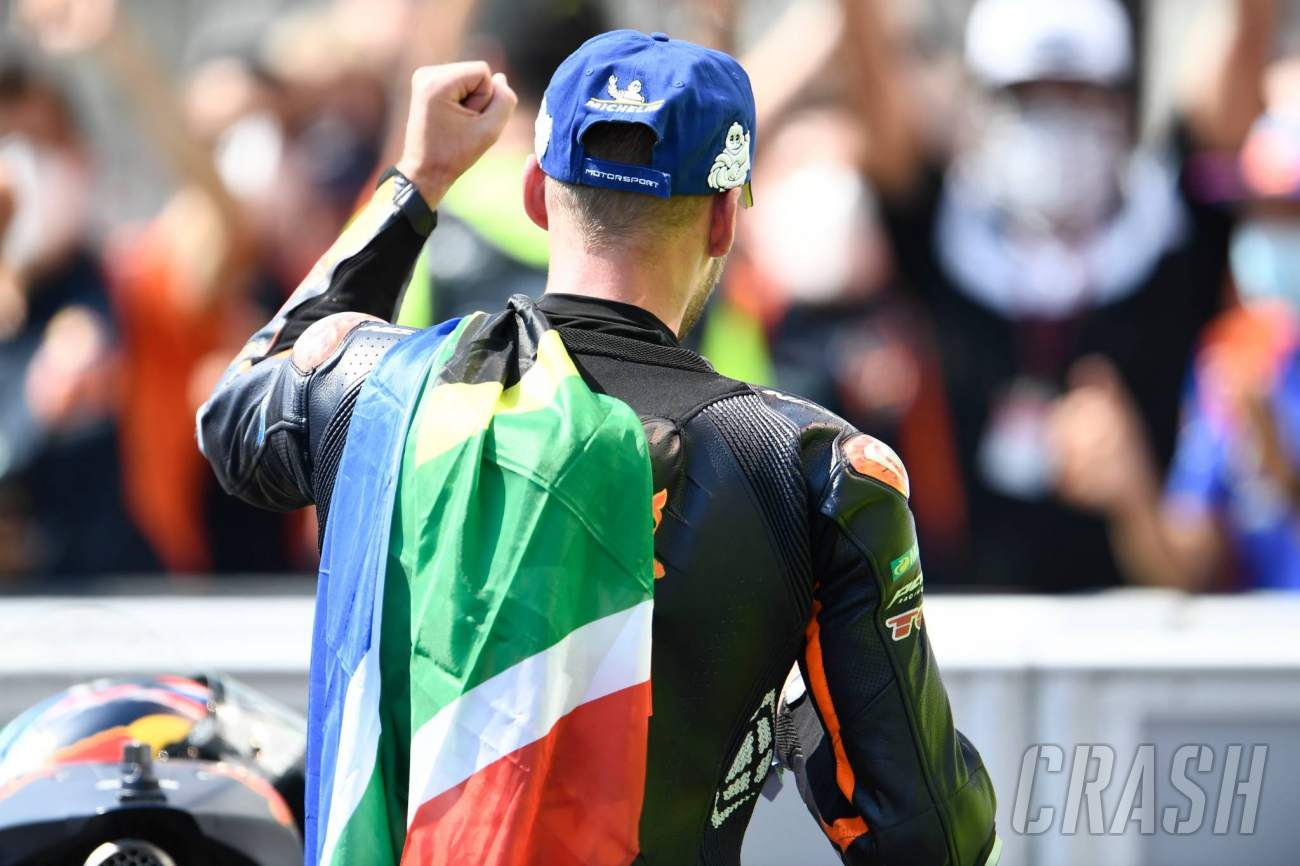 Binder leads glorious KTM homecoming as South Africa reacts to win - Crash