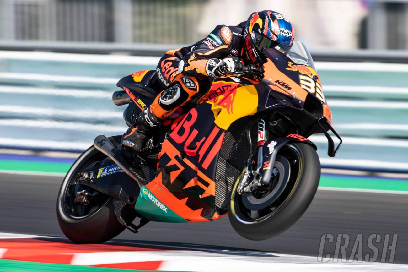 Binder: From tough weekend to the top - Crash