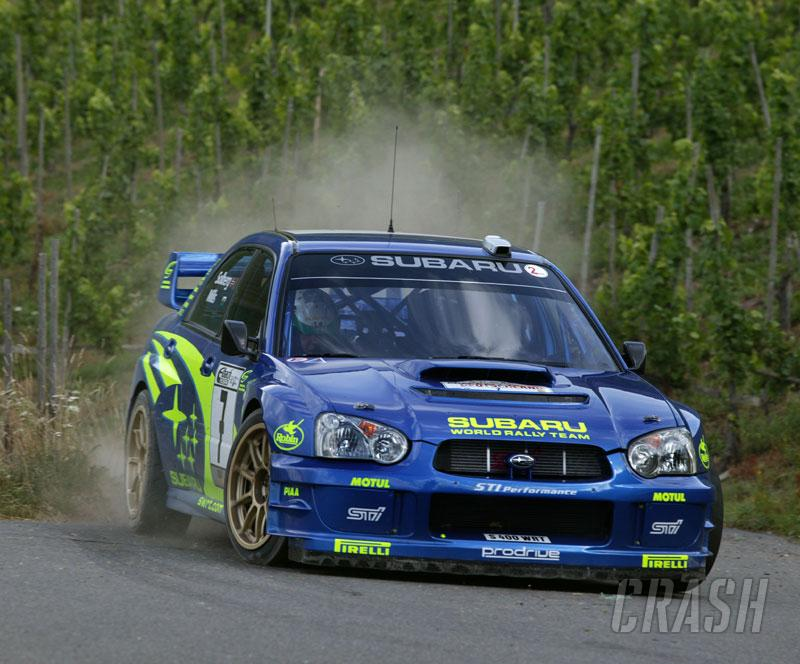 Subaru Rally Car >> Technical Talk Painting The Town Blue World Rally Feature