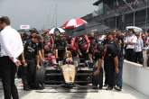IndyCar: Castroneves leads first day of Indy 500 qualifying, Hinchcliffe DNQs