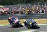 MotoGP: Rossi vs Vinales for third in championship