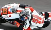 MotoGP: Moto3 Qatar: Antonelli claims pole in dramatic style