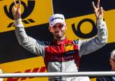 DTM: Rast 'proud' of comeback after 'incredible year'