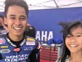 World Superbikes: Shaina interviews… Galang Hendra!