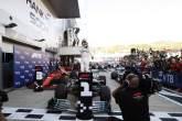 Mercedes makes its own luck as Ferrari implodes in Sochi