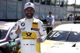 DTM: Glock takes hard fought race two victory