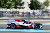 Kobayashi, Toyota tops Le Mans 24 Hours practice after rain, red flag