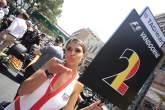 F1: Monaco GP, grid girls,