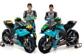 FIRST LOOK: Valentino Rossi joins Franco Morbidelli in Petronas Yamaha colours