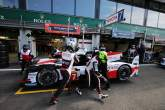 Sportscars: Conway leads Toyota clear in second Spa WEC practice