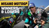 Winners & Losers: Rossi's pupils become the masters at Misano