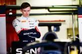 Ferrari's British star on the rise