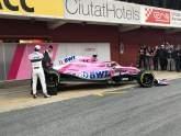 F1: Force India, VJM11,