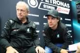 MotoGP: Franco Morbidelli, Roman Forcada, Petronas Yamaha,