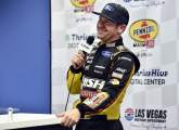 Clint Boywer bests Kyle Busch for All-Star pole