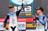 British Superbikes: Laverty makes Tyco BMW return for 2018