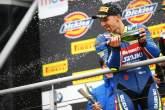British Superbikes: Richard Cooper, Bennetts Suzuki