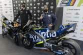 Marini, Bastianini launch 2021 Avintia MotoGP campaign