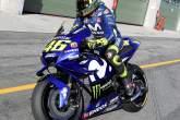 MotoGP: PIC: Rossi debuts Yamaha fairing update