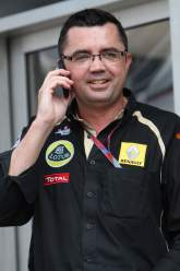 , - 10.09.2011- Qualifying, Eric Boullier (FRA), Team Manager, Renault F1 Team