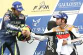 , - Rossi 1st and Biaggi 3rd, Czech MotoGP Race, 2005