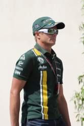 Free Practice 3: Heikki Kovalainen (FIN) Caterham F1 Team CT01