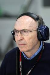 , - 20.04.2012- Free Practice 3, Sir Frank Williams(gbr),Team Principal Williams F1 Team