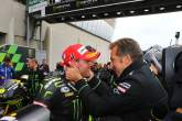 , - Crutchlow, and Poncharal, MotoGP race, French MotoGP 2013