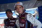 Thierry Neuville, Nicolas Gilsoul (Ford Fiesta WRC #11, Qatar World Rally Team)