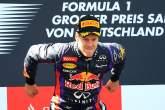 , - 07.07.2013- Race, Sebastian Vettel (GER) Red Bull Racing RB9 race winner