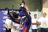 02.11.2013- Qualifying Parc Fermeè Celebration, Pole position Mark Webber (AUS) Red Bull Racing RB9