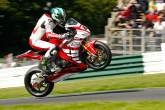 Hickman: This win is for Simon Andrews