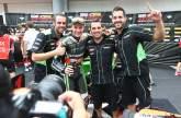 Jonathan Rea wins 2015 World Superbike title