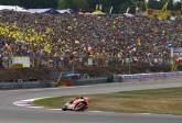 Top ten most popular MotoGP races