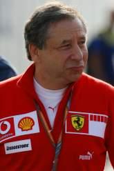 09.09.2006 Monza, Italy, Jean Todt (FRA), Scuderia Ferrari, Teamchief, General Manager, Team Princip