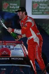 Guy Wilks (GBR), Mitsubishi Lancer Evo [Production WRC]