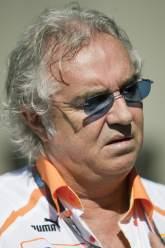 , - Flavio Briatore (ITA) Renault Team Principal, Australian F1 Grand Prix, Albert Park, Melbourne, 27-2