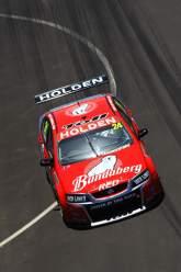 : David Reynolds (Aust) Bundaberg Red Racing Team HSV Commodore Races 25 and 26 Sydney Telstra 500
