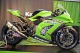 Sykes, Fujiwara test new Kawasaki ZX-10R