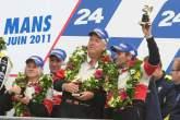 David Robertson/Andrea Robertson/David Murry - Robertson Racing Doran Ford