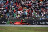 Leclerc moved on 'quite easily' from Hockenheim crash