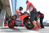 Lorenzo likes new Ducati chassis, can fight at every race?
