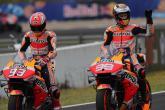 MotoGP Gossip: Marquez: Was Lorenzo afraid of the Honda or racing?