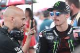 Vinales: Crew chief change created honesty, good feeling at Yamaha