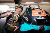 Quartararo: Great to win again, would have lost race if it was one lap longer