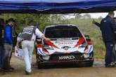 Meeke leads early running at Rally Argentina