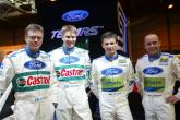 Ford leads title race after Gardemeister podium.