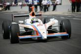 Wheldon finds pace as race prep takes over.