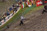 Everts ends drought with wet German win.