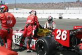 Wheldon set to join elite company.